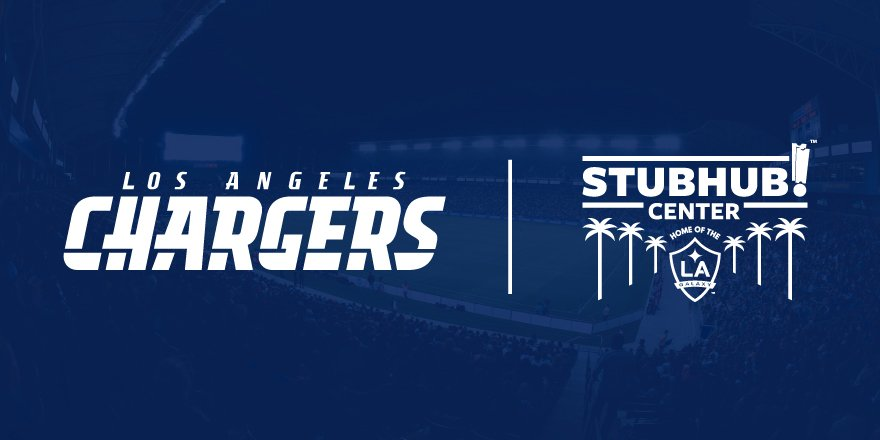 OFFICIAL: @StubHubCenter will serve as the temporary home stadium for the @Chargers: https://t.co/FYf22wUhV3 https://t.co/MHTpVd4HVF