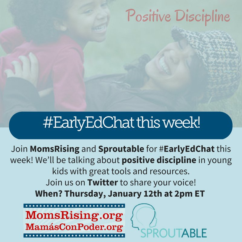 Thumbnail for #EarlyEdChat: Positive Discipline in Young Children