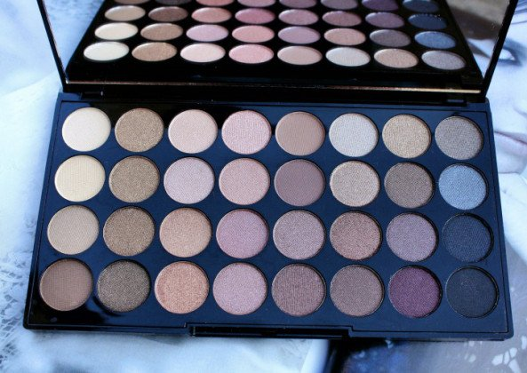 Beyond Flawless Palette by Makeup Revolution….My Thoughts…