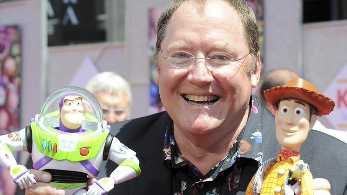 Happy Birthday to co-founder John Lasseter! Thanks for all the great work that you do!
