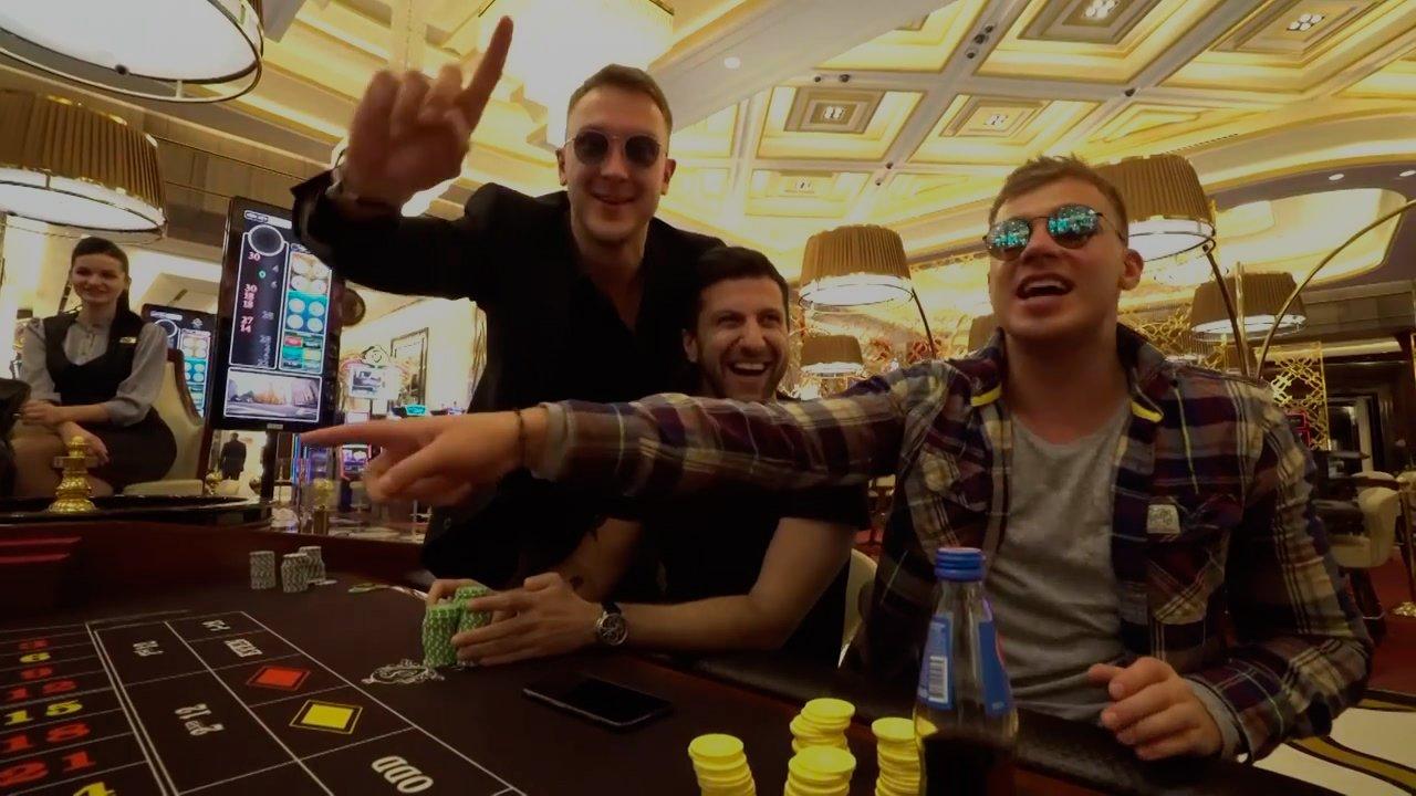 ретренинг в казино сочи
