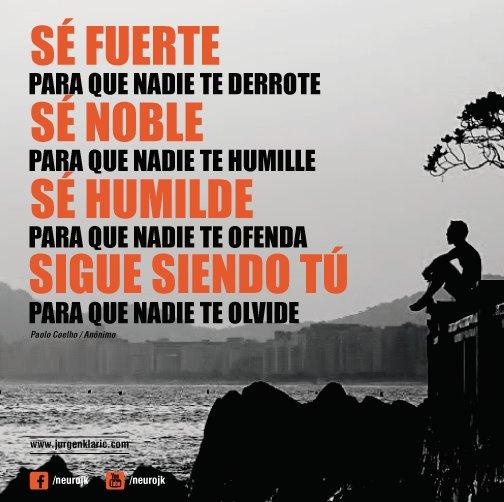 Sé tu mismo y no temas. #Autoestima #SoyAsertivo<br>http://pic.twitter.com/paM9CcaoIn