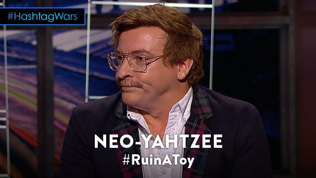 Inappropriate for all ages. @midnight @rhysiedarby #RuinAToy https://t...