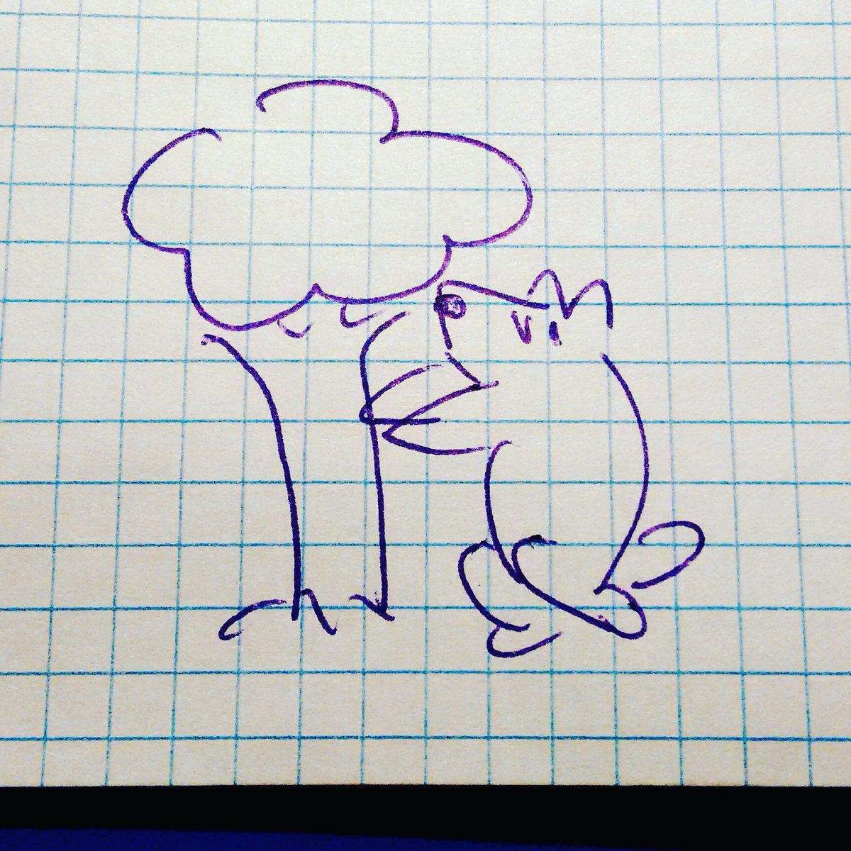 Creo que podría dedicarme a esto profesionalmente  #arte #monigotes <br>http://pic.twitter.com/v4Go221bAS