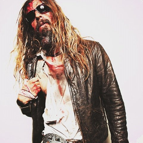 Happy Birthday to this beautiful man called Rob Zombie