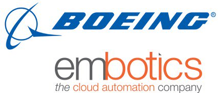 Great new F25 customer. Thx to our friends at Boeing for choosing Embotics vCommander! #cloud #orchestration #CMP<br>http://pic.twitter.com/HAZ39RcrlZ