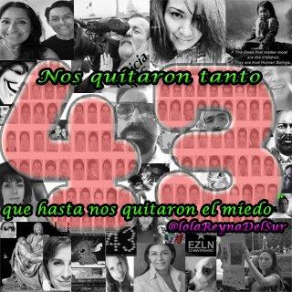 @Loe_25sept #PaseDeLista1Al43 15:00 Horas Es momento de continuar protestando por este régimen corrupto y asesino @epigmenioibarra<br>http://pic.twitter.com/1oPa38MzEo