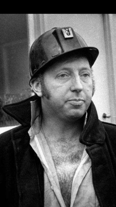 Happy birthday Arthur Scargill 79 this week