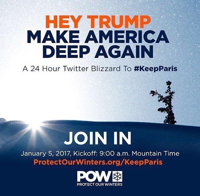 Listen to the climate science @realDonaldTrump and #KeepParis! Please retweet 🙏🏻 https://t.co/iXaiUJ3J6L