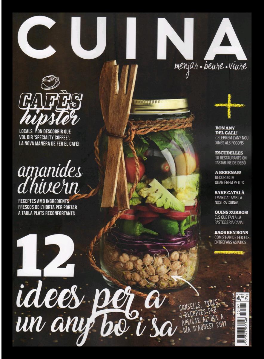 la revista cuinacat nos recomienda ampliamente las deliciosas mieles de artmuria