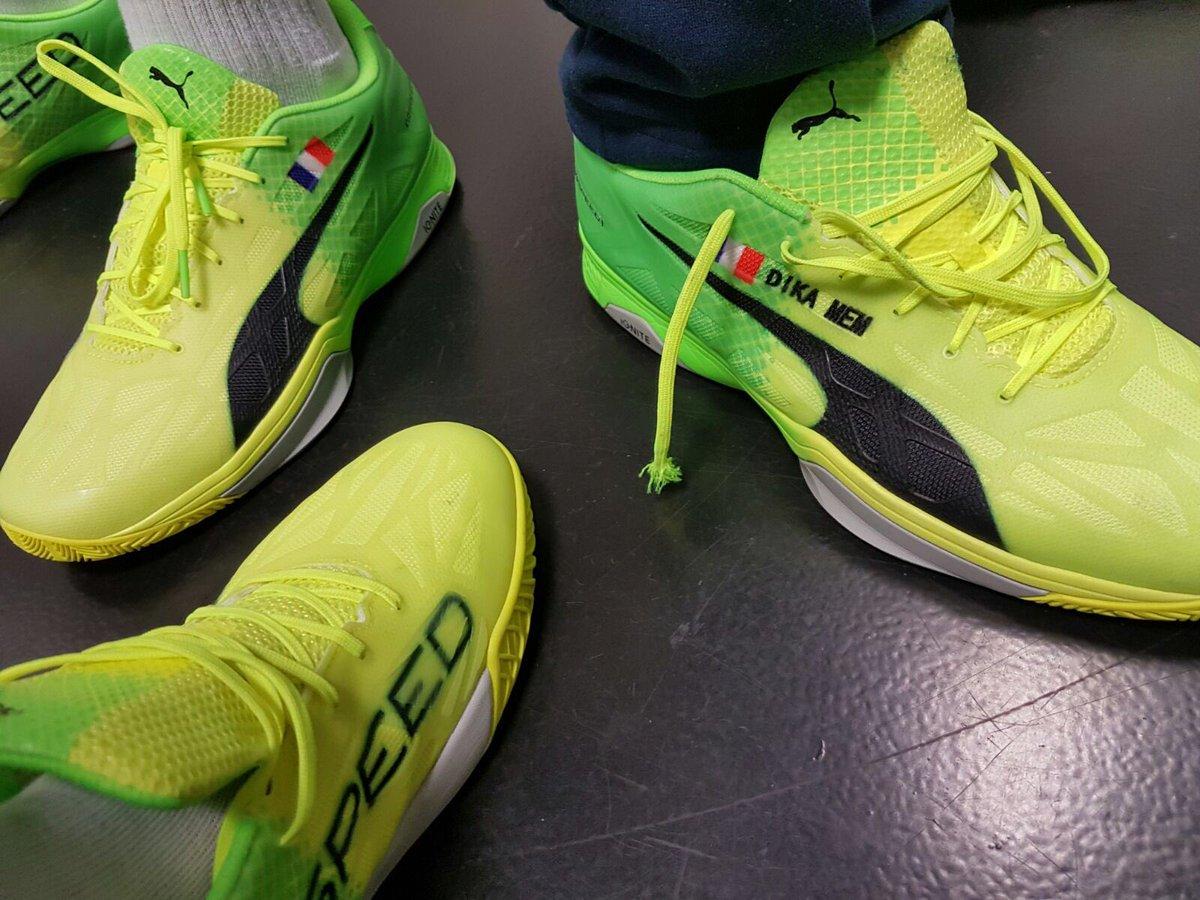 chaussure handball puma luc abalo