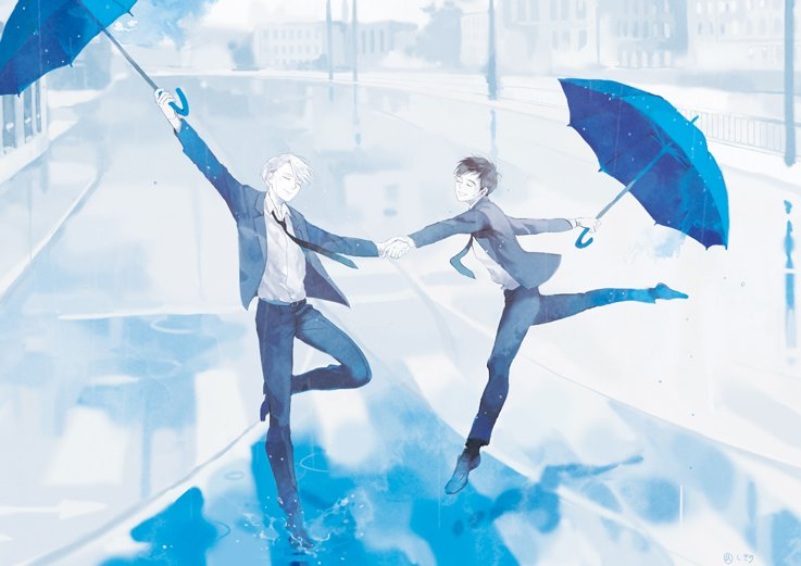 rainy day /ヴィク勇