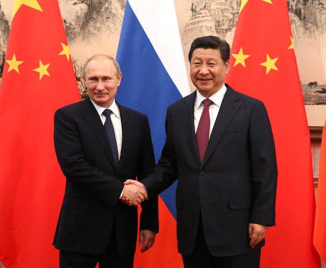 &quot; Il est clair que si nous n'avions pas l'#arme atomique aujourd'hui la #guerre aurait déjà éclaté &quot;  http:// bit.ly/28NbQL4  &nbsp;   #Russie #Chine<br>http://pic.twitter.com/jbNYFPYmmR