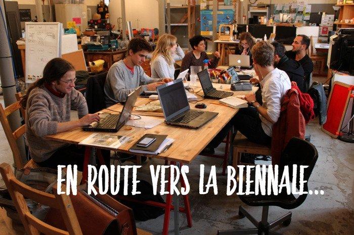 Permanence #Dm1TL s'informer participer comprendre la Biennale du Design #SaintEtienne   +INFOS ▶ https://t.co/uiQmsMQaQG https://t.co/WF8SJbzuXN