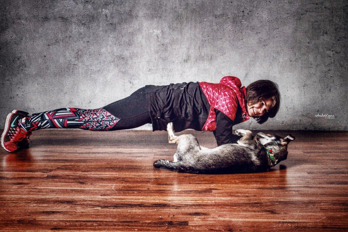 Nicole Krenz On Twitter Coole Fitnessübungen Für Hund Und Halter