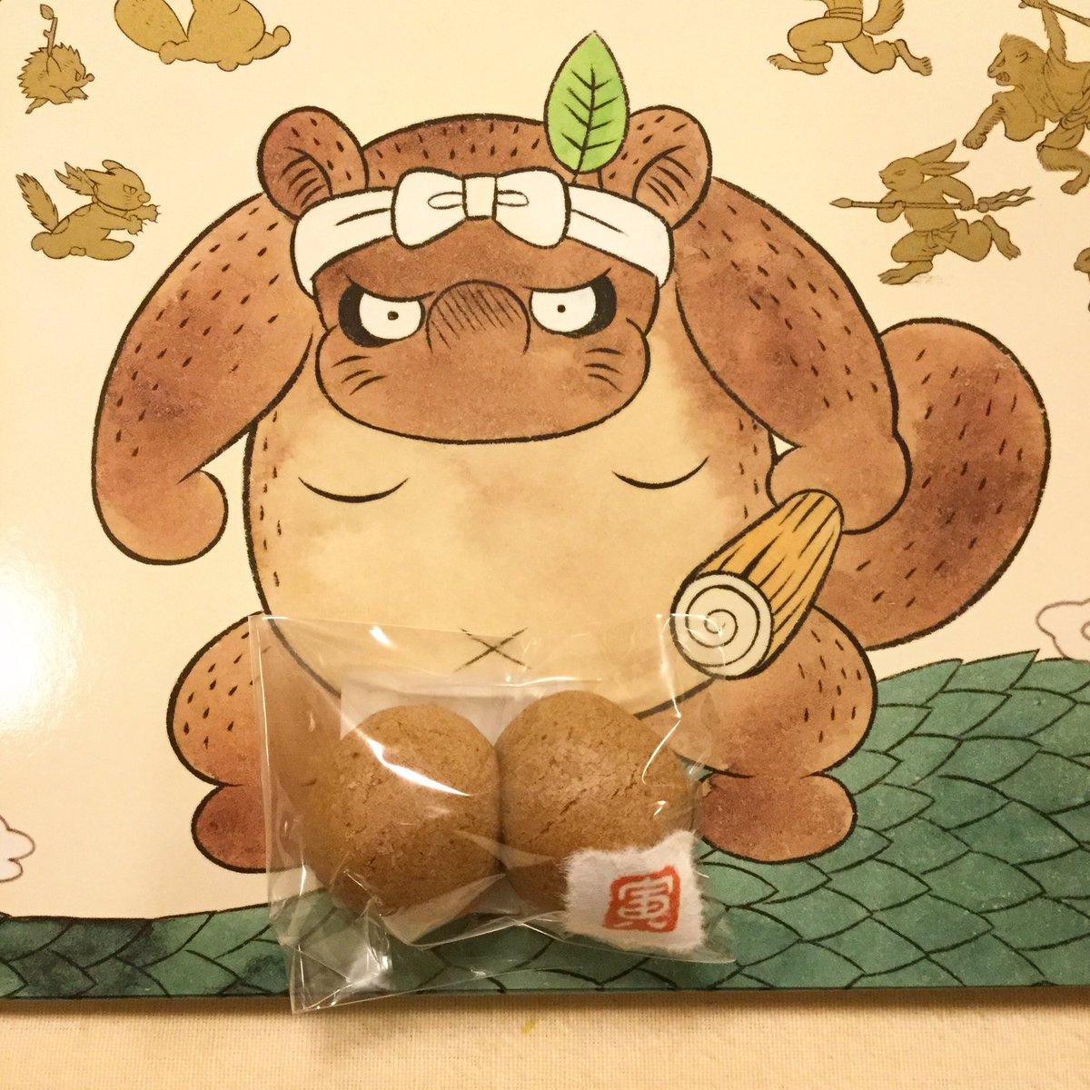 ふぐりクッキーを定位置に。ウレシカでやってる #石黒亜矢子 さんの作品展に行ってきたよ。 https://t.co/m9hnEH7KOJ