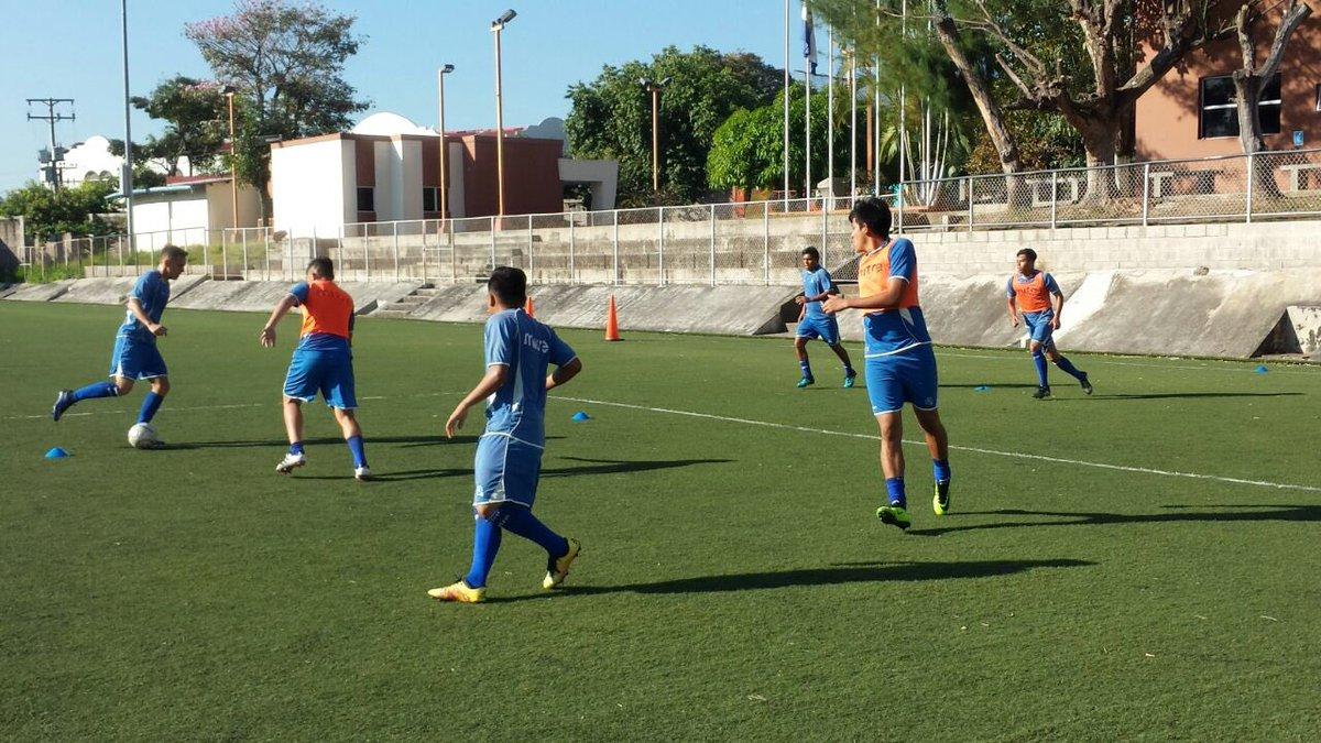 La Seleccion se prepara para Copa UNCAF 2017 en Panama. C1akTxHXUAA1T-z