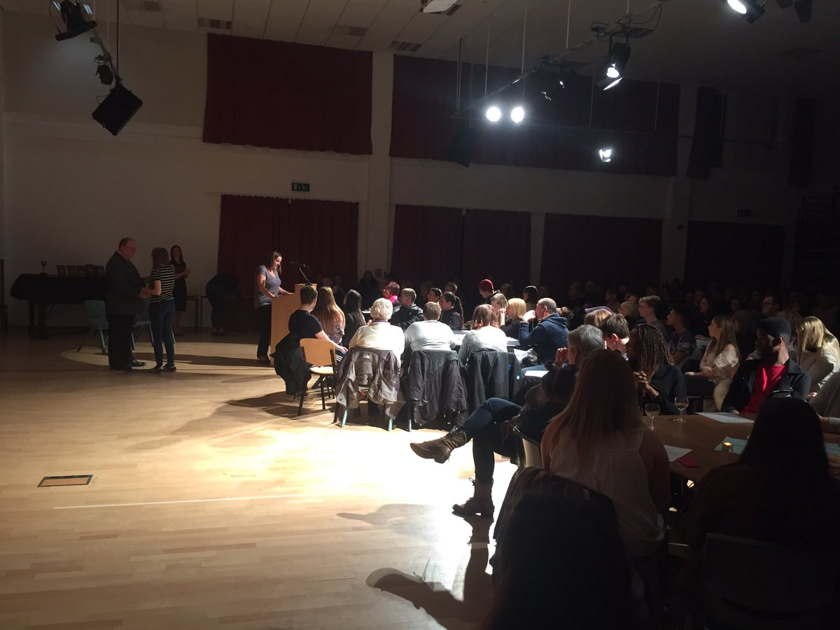 Celebrating the outstanding commitment of our students as we recognise their examination success at awards evening! #resilience #