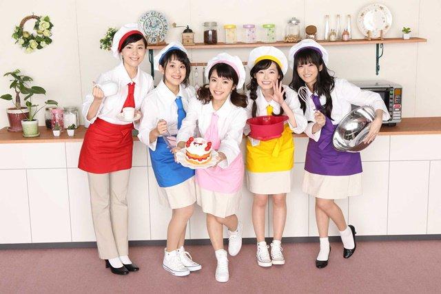 【ニュース】『キラキラ☆プリキュアアラモード』の声優が発表! 美山加恋さん、福原遥さん、村中知さん、藤田咲さん、森なな子さん、かないみかさんの6名が解禁に