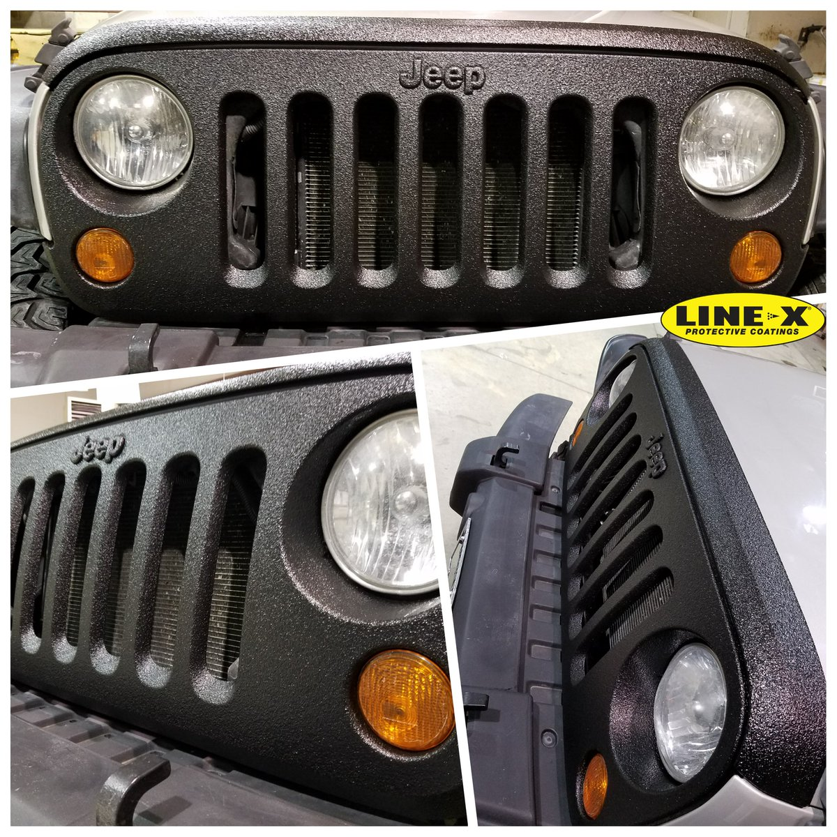 "Jeep Lancaster: LINE-X Of Lancaster On Twitter: ""Protect Your Jeep Against"