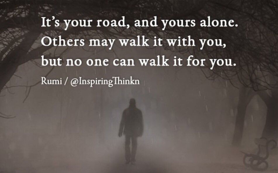 It&#39;s your road...   #Entrepreneur #Startup #Success #MakeYourOwnLane #defstar5 #mpgvip #Quotes<br>http://pic.twitter.com/0bIwF4cNWJ