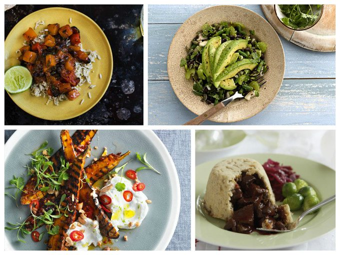 10 easy vegan recipe ideas