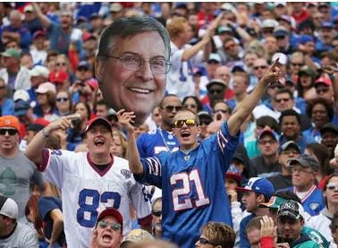 016a722304f Buffalo Bills owner Terry Pegula a case study in billionaire sports team  owners gone wrong.
