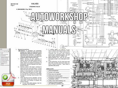 Fg 25 Forklift manual