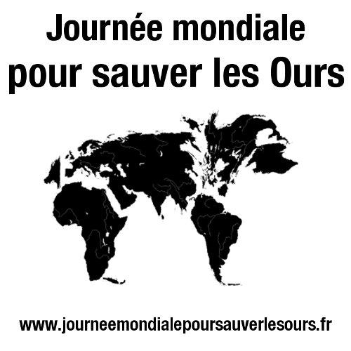 Le site de la journée mondiale pour sauver les #ours est en ligne ! @ours2017    http://www. journeemondialepoursauverlesours.fr  &nbsp;  <br>http://pic.twitter.com/FJypPexQ3k