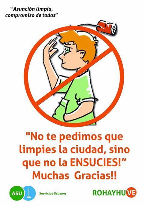 ¡Te animamos a seguir este consejo de la Municipalidad de Asunción! https://t.co/Kcpq2wUAn7