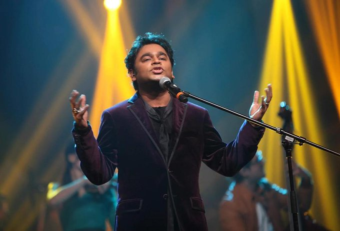 Wishing a very happy birthday to the man who composes magic... The man is A R Rahman ... HBDARR50