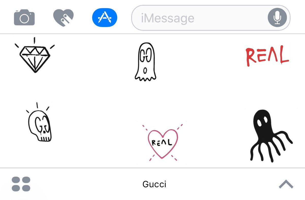Guccighost On Twitter Here Are The Gucci Guccighost Emoji