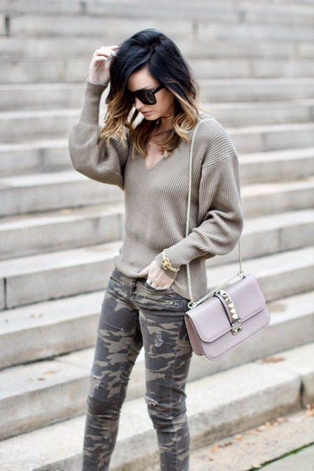 NEUTRAL IN CAMO + BLUSH