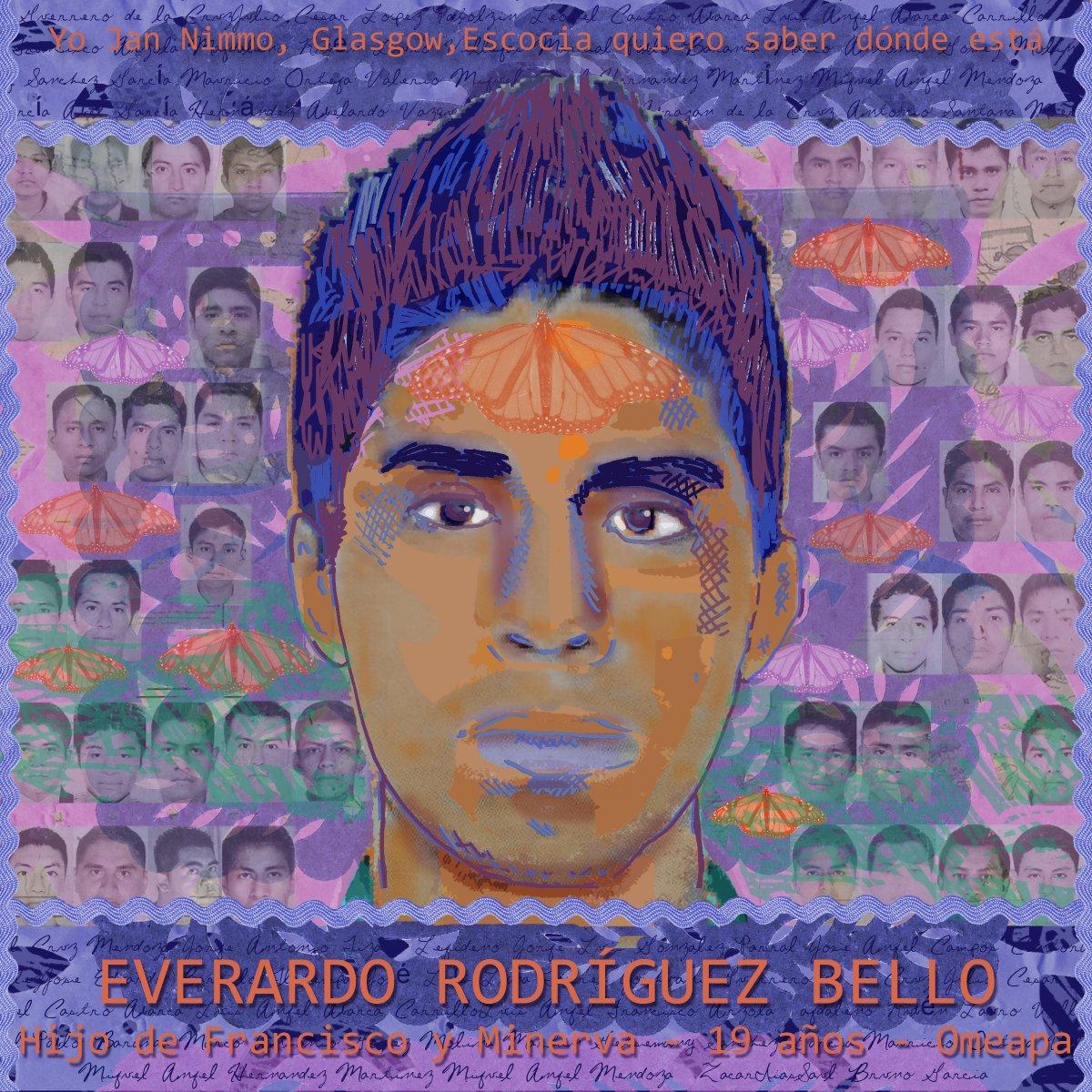 #EverardoRodríguezBello HOY en el día de tu CUMPLEAÑOS, tienes que saber que tus padres luchan cada día por encontrarte ¡TE ABRAZAMOS! <br>http://pic.twitter.com/yEHtCLW6QY