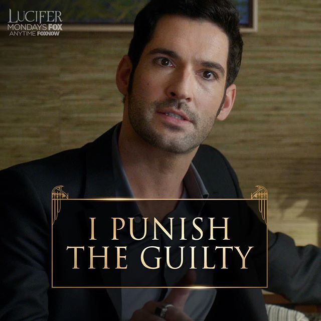 "Watched Lucifer From Fox S1e1: Melanie Steiner On Twitter: ""Guess @LuciferonFOX Is The"