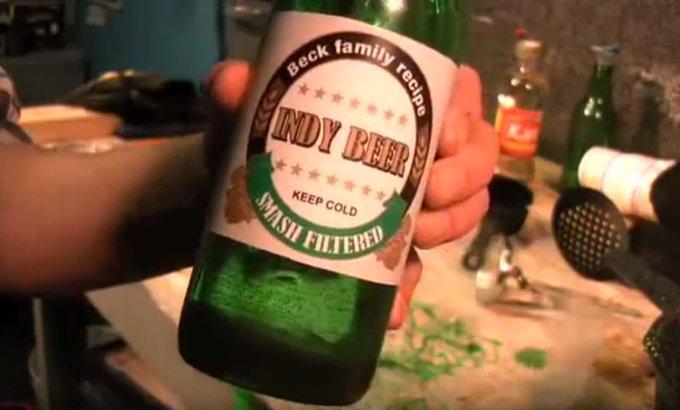How to Make Breakaway Bottles and Window Panes