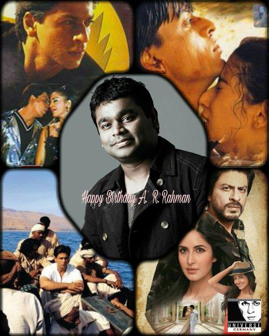 <3 Happy Birthday A. R. Rahman  <3
