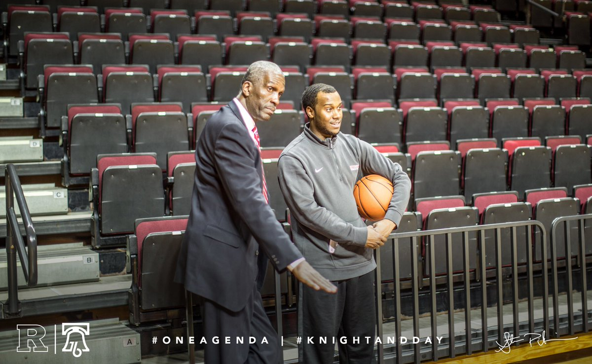 Steve Pikiell On Twitter Awesome Having Abdel Anderson Of Our 76 Final 4 Squad At Practice Today Love RutgersMBB Alumni Come Back Home