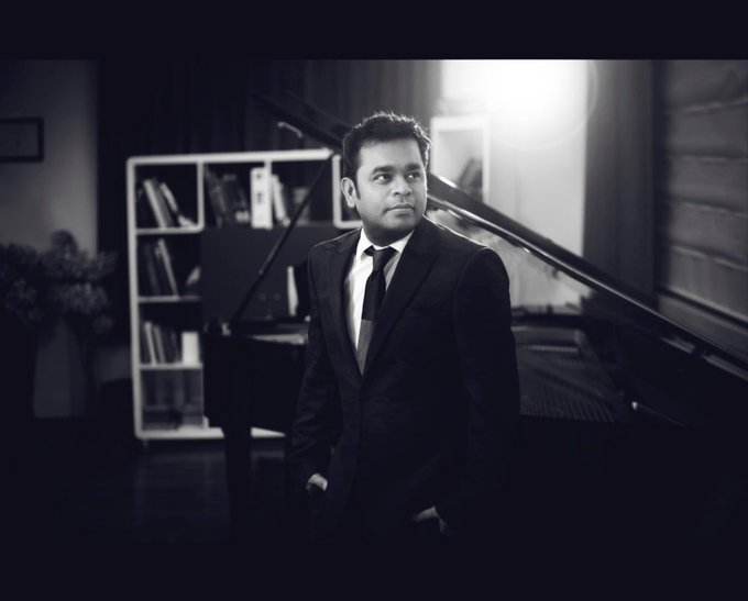 Happy birthday to RAHMAN sir today Star every moment success in your life sir