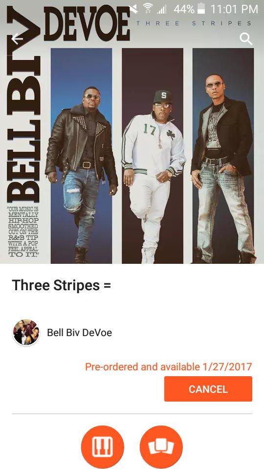 Yaaaaaas @OfficialBBD #Pre-Ordered #ThreeStripes #BBD https://t.co/LiWq93taHC