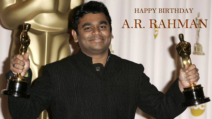 Wish You Happy Birthday A.R. Rahman