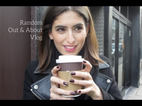 Random Out & About Vlog // Lily Pebbles #LilyPebbles #LoveYa #MakeUp #Beauty