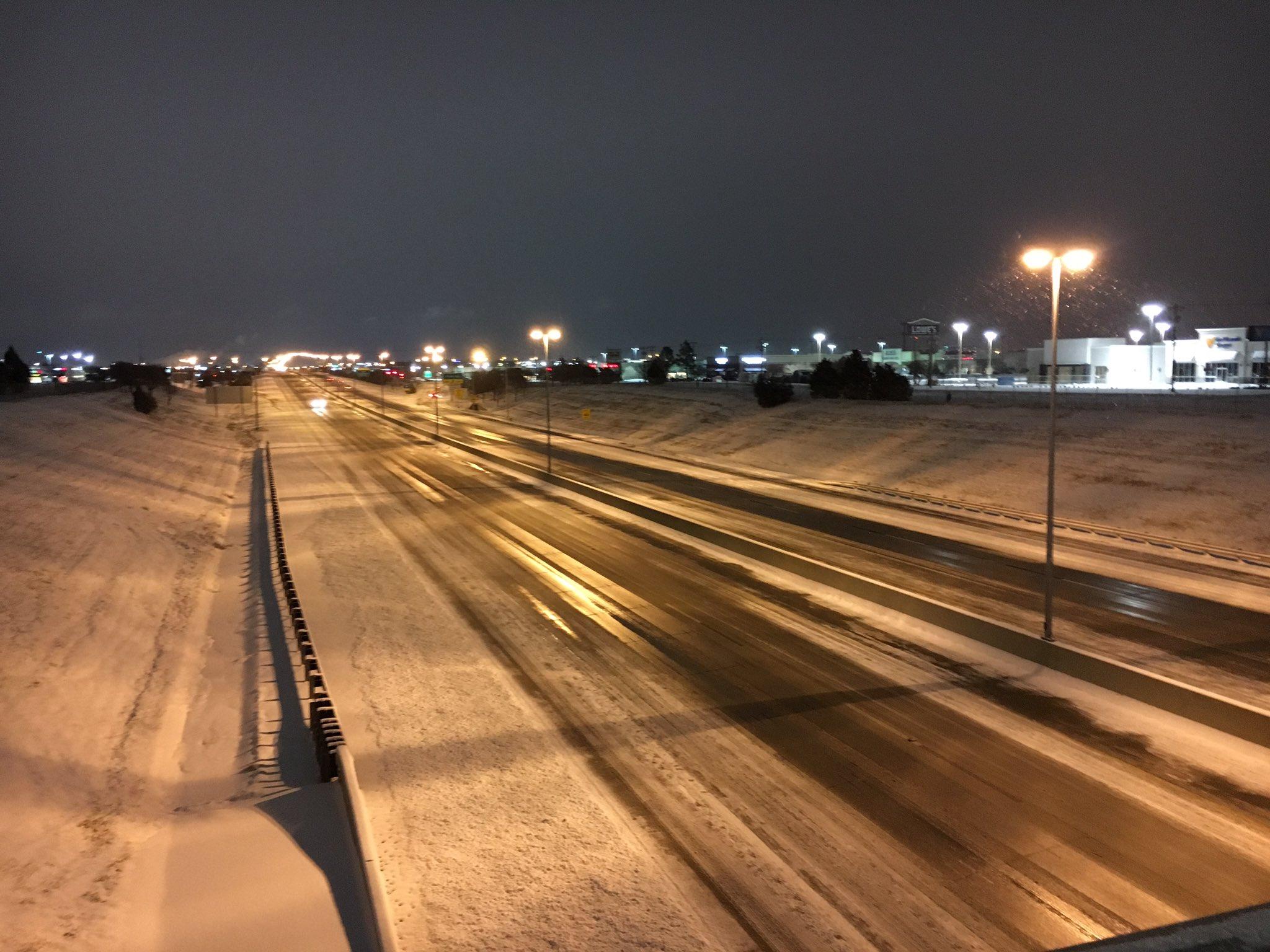 Oklahoma winter weather updates