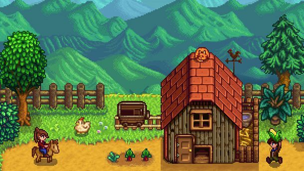 Stardew Valley outsold Call of Duty and many other blockbusters in 2016 https://t.co/4Q3IGPvUoT https://t.co/rtcoOwYhKw