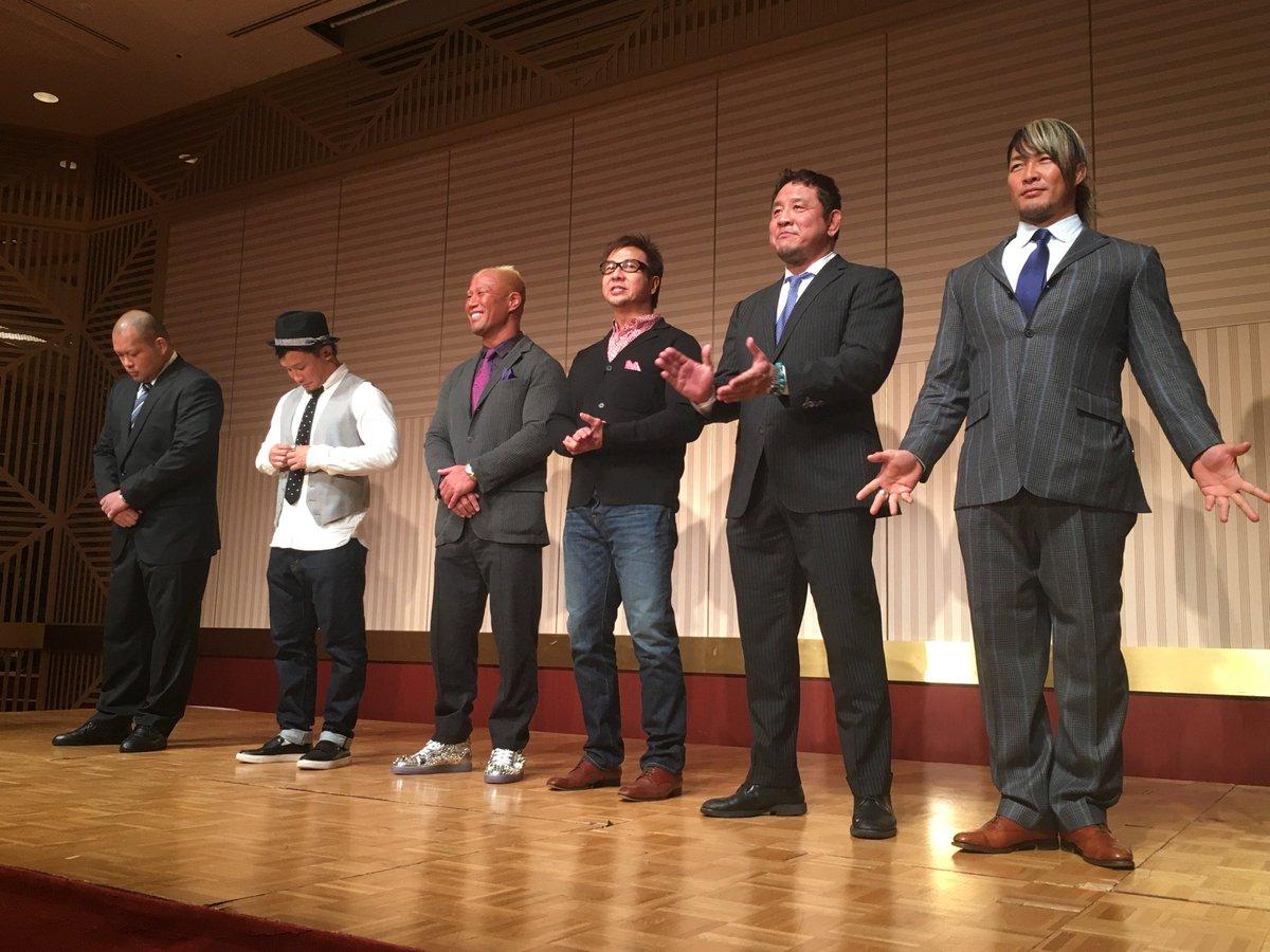 """NJPW - """"Wrestle Kingdom 11 fue un éxito; hay planes para crear una filial en los Estados Unidos"""":Takaaki Kidani 6"""