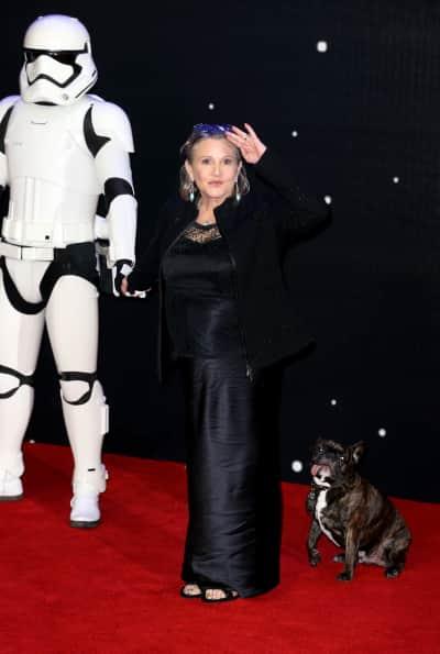 #Carrie #Fisher #Honored, #Celebration at Star-Studded, #Emotional #Memorial  http:// bit.ly/2iXJXS7  &nbsp;   #StarStudded<br>http://pic.twitter.com/XkiV5mYz9F