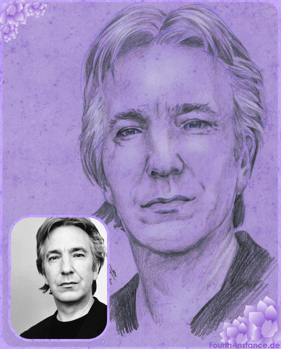 Bild + Video:  http://www. fourth-instance.de/portrait-alan- rickman/ &nbsp; …  #AlanRickman #Snape #Schauspieler #Actor #Alan #Rickman #verstorben #rip<br>http://pic.twitter.com/ibwoy3nmHB