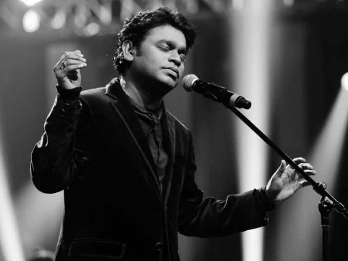 Who silently, reverently bow to the heights and recognition.  A legend, a miracle !  Happy Birthday A.R Rahman !