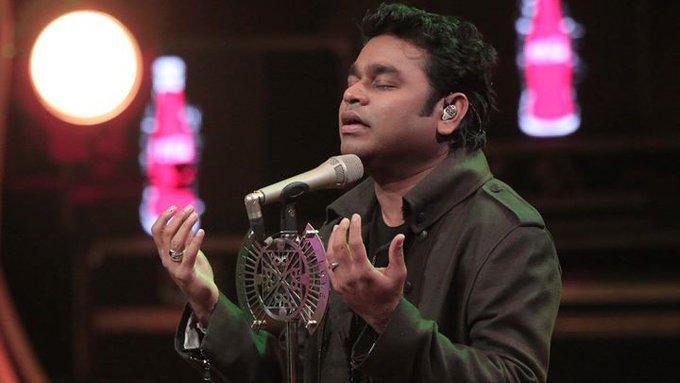 Wish U Happy Birthday A. R Rahman Rahman A.R. Rahman