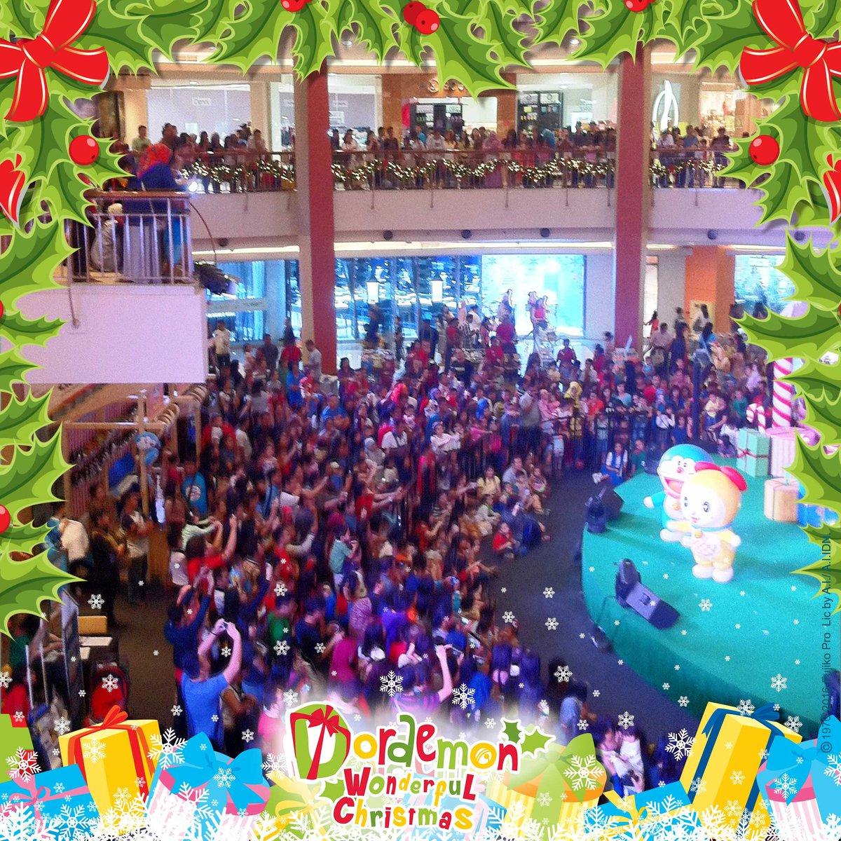 Ayo bertemu dengan Doraemon & Teman-Teman pada hari Sabtu dan Minggu pukul 4 PM & 7 PM di The Forum MKG 3!  #DoraemonIndonesia https://t.co/L7hZbuA87d
